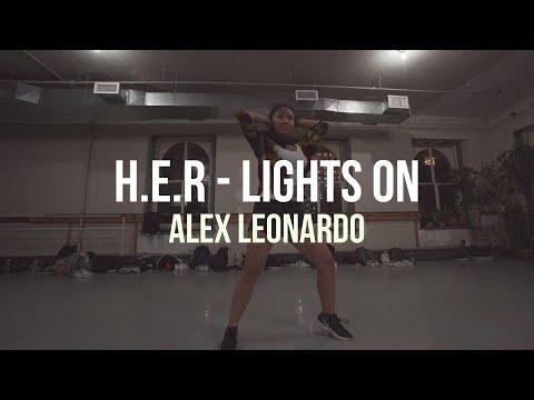 H.E.R. - Lights On | Alexandra Leonardo