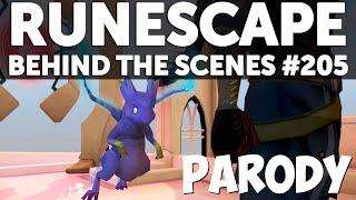 RuneScape Skilling Pets BTS [Parody]