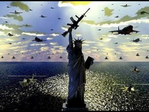 Cost Of US Empire - $1 TRILLION A Year