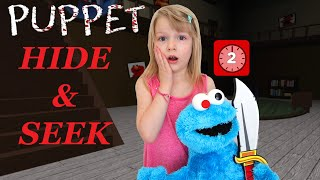 Roblox Puppet Cookie Monster i…