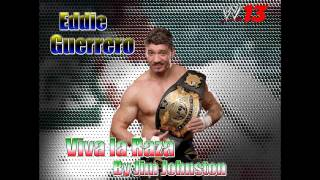 WWE: Eddie Guerrero Theme Song (Viva la Raza) Arena Effects WWE