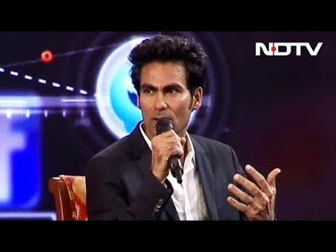 """#NDTVYUVA - """"Don't Believe In The Word Trolls,"""" Says Mohammad Kaif To NDTV"""