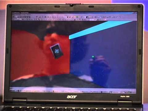 Laser Pointer Tracking in Projector-Augmented Architectural Environments