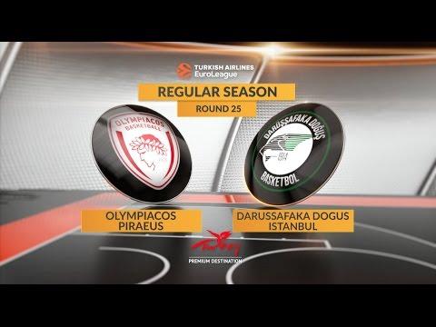 #GameON trailer: Olympiacos Piraeus-Darussafaka Dogus Istanbul