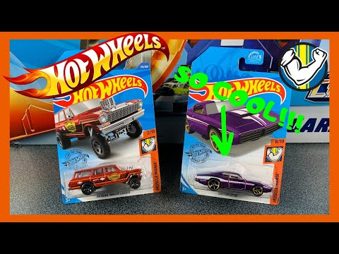 Opening 2020 J CASE Muscle Mania Cars CUSTOM OTTO!!!