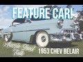 1953 chevy Belair - Feature car - Aussie shed talk