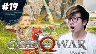 ATREUS BARU JADI DEWA UDAH SONGONG ! - GOD OF WAR 4 #19