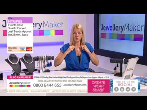 Jewellery Maker Live 28/09/2016 - 8am - 1pm