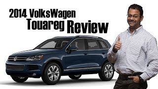 2014 Volkswagen Touareg Test Drive and Review