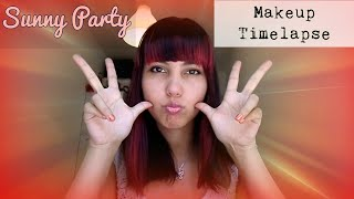 [Sunny Party] Makeup Timelapse