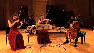 Quartetto Werther - AAron Copland: Quartet for piano and strings (1950)