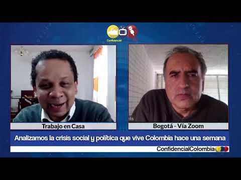 #Entrevista con Luis Eduardo Celis, analista político #EnVivo #ParoNacional #Colombia