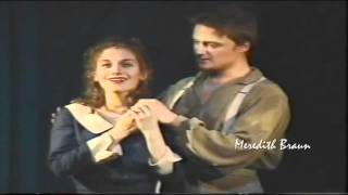 MEREDITH BRAUN & HAL FOWLER - SO NEARLY PERFECT (from Yusupov) 1994