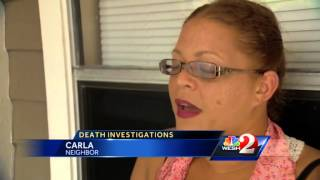 Two death investigations scare Rosemont residents