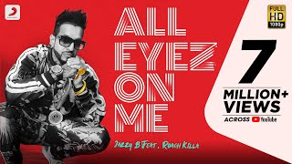 "The legendary punjabi pop sensation & crown prince of bhangra ""jazzy b"" is back with yet another single - ""all eyez on me"", song depicts jazzy b's musica..."