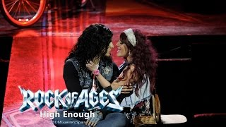 Dulce Maria - High Enough (Rock of Ages)