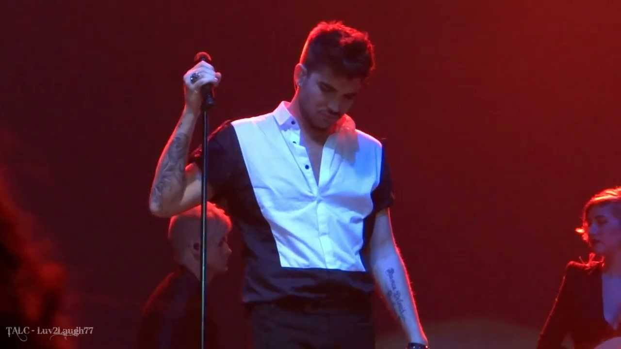 hd adam lambert red house winstar casino ok new years eve 2013 youtube - Red House 2016