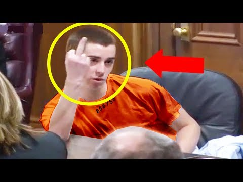 10 KILLERS Who Showed NO REMORSE in Court