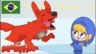Morphle em Português | Meu Cão Mágico | Desenhos em Portugues | Desenhos para Crianças
