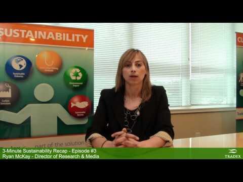 3-Minute Sustainability Recap EP03 - Responsible Pangasius Farming, Sustainable European Fisheries