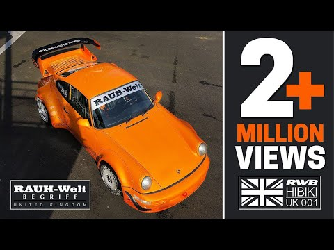 RWB United Kingdom #1 HIBIKI | RAUH Welt Begriff UK | Royal Wide Porsche 964 (Build Documentary)