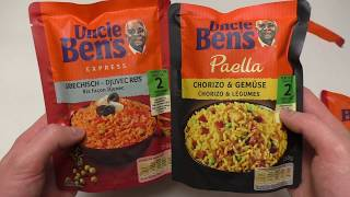 Uncle Ben's Express Rice [Mexican Hot] - 2018.20