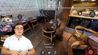 360 Degree Interactive Virtual Tours: Restaurants