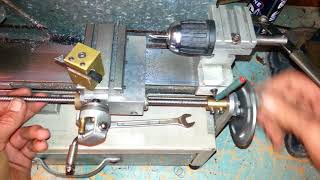 Taig Micro Lathe . Cross slide and carriage improvements .