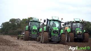 AgriLand checks out the latest Deutz-Fahr tractors...with Paschal Twomey