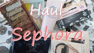 Haul Sephora // Compras Sephora