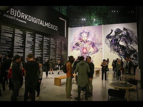 Björk Digital Mexico - Aftermovie