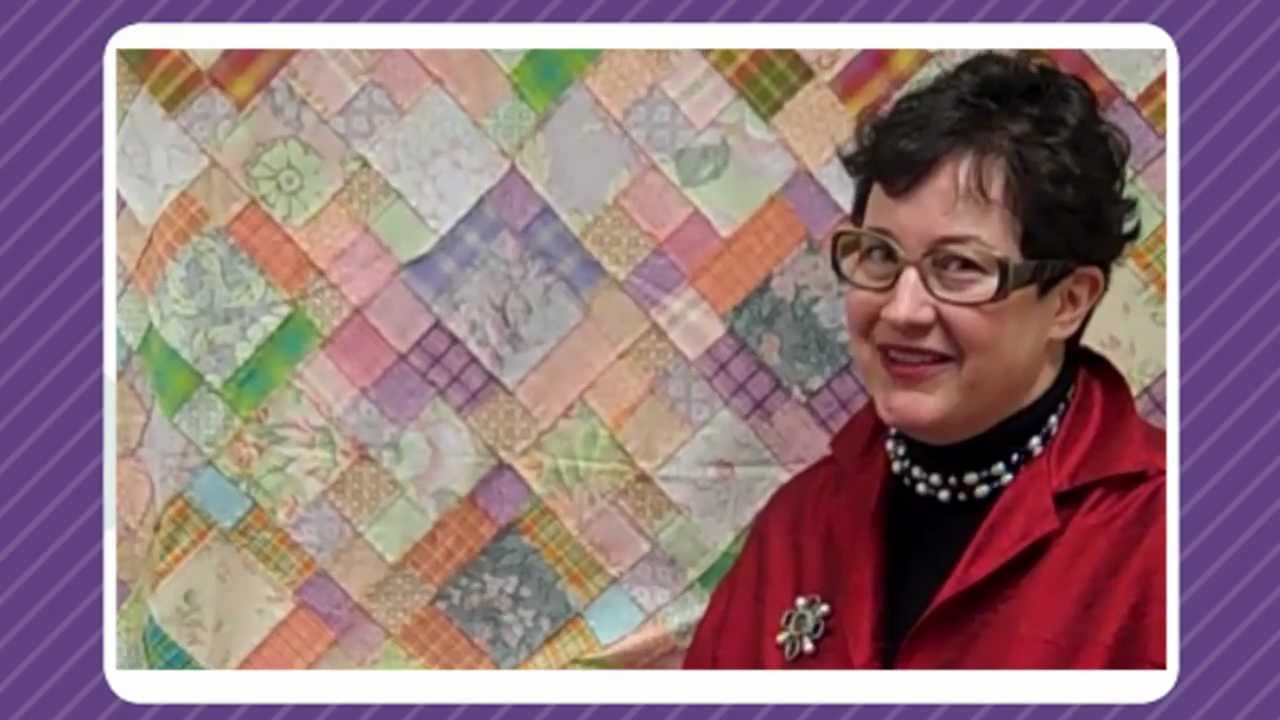 TUTORIAL: Make It Simpler™ Fusible Interfacing - YouTube : fusible quilting - Adamdwight.com