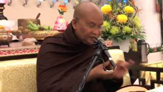 Myaut Oo Sayadaw Day Meditation Retreat @ Poh Ern Shih Temple Singapore