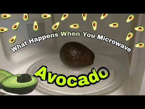 What Happens When You Microwave An Avocado