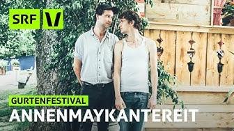 Gurtenfestival: AnnenMayKantereit im Interview über Bern & Schweiz | Festivalsommer 2019 | SRF Virus