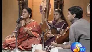 Bombay Jayasree  -  yadhava - revathi - purandara dasa