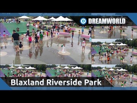 Blaxland Riverside Park - Water Play Area - Mahardika #1