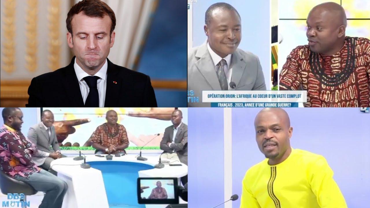 Download L'Afrique au coeur d'un grand complot français en 2023, Que se passera-t-il?