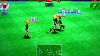 コンプロ WT(9年目)アジア代表予選リーグ第1ラウンド 日本VSサウジ