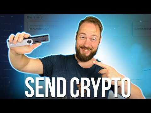 How To Send Bitcoin From Ledger Nano S With Ledger Live