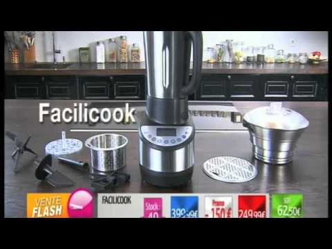 Facilicook M6 Boutique Youtube