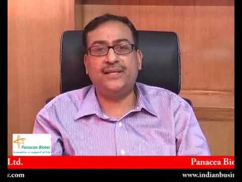 Panacea Biotec Ltd., Dr. Rajesh Jain, Jt. MD, Part 1 ( 2010 )