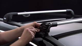 Автомобильный багажник Thule WingBar Edge 959x