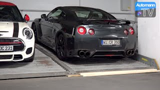 2012 Nissan GTR (560hp) - pure SOUND (60FPS)