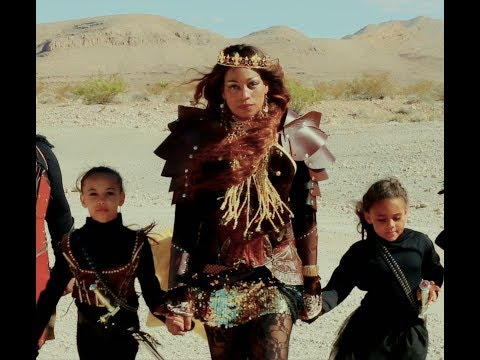 """Warrior"" by Zaina Juliette (Official Video) version 2 HD"
