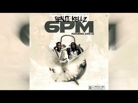 Benji Kellz f/ Juice 23 - 6PM ( Official Audio )