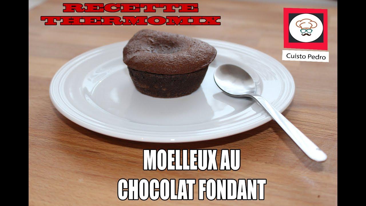 Fondant chocolat thermomix tm5 g teaux de vacances - Gateau au chocolat thermomix tm5 ...