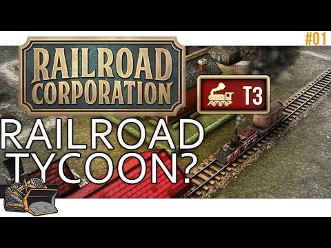 Better Than Railroad Tycoon? Railroad Corporation Part 1