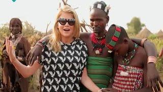 Мода племени Хамер. Эфиопия. Орел и Решка. Шопинг