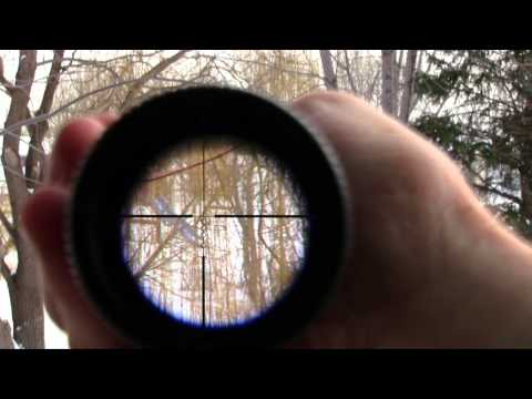 Nikon Buckmaster 3-9x40 Rifle Scope - Unboxing and Review